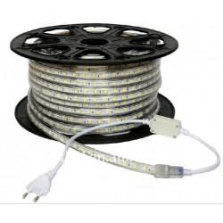 LED juosta 5m 60vnt/m smd 5050 14,4W/m 230V