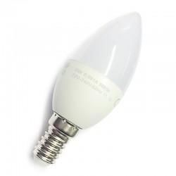 E14 LED lemputė 8w