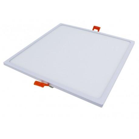 LED panele 8w kvadratine