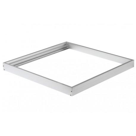 Rėmelis LED šviesos panelei, 595x595m, baltas