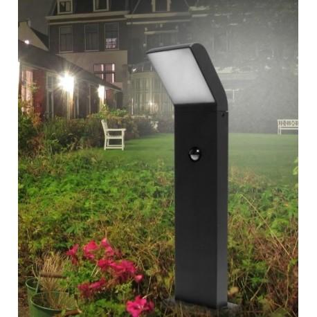 Pastatomas LED lauko šviestuvas - Black 12W 50cm