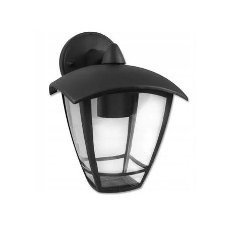 Sieninis LED lauko šviestuvas E27
