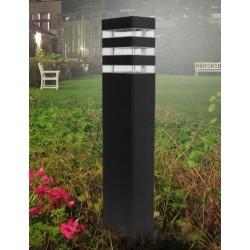 Pastatomas LED lauko šviestuvas - Black 11x6,5 50cm