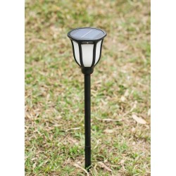 Dekoratyvinis saulės energija įkraunamas LED šviestuvas