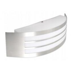 Architektūrinis LED sieninis šviestuvas E27 - Silver