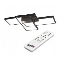 LED lubinis šviestuvas 126W 90x50x8 - Black