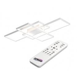 LED lubinis šviestuvas 72W 56x37x8 White
