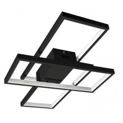 LED lubinis šviestuvas 72W 56x37x8 Black