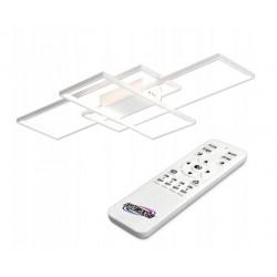 LED lubinis šviestuvas 130W 105x50x8cm White