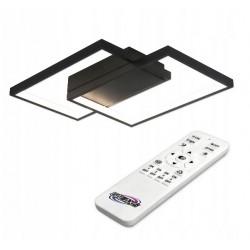 LED lubinis šviestuvas 45W 42x30x6cm Black