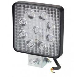 LED darbo šviestuvas