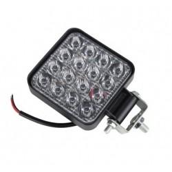 LED darbo šviestuvas 10-30V 27W 16LED