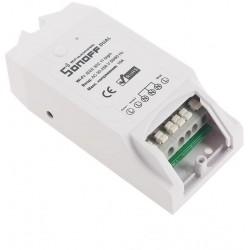 Sonoff 2-kanalų išmani relė valdoma WiFi - 230VAC 3500W