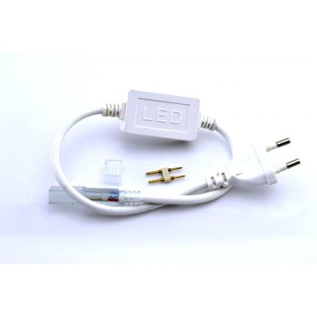 LED juostų 230V maitinimo adapteris