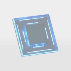 LED laiptų šviestuvas ROXY
