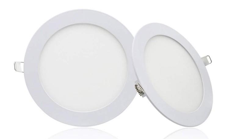 Įmontuojami LED šviestuvai