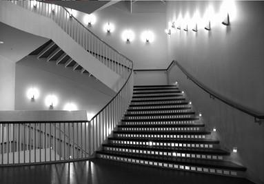 LED laiptų, apšvietimas